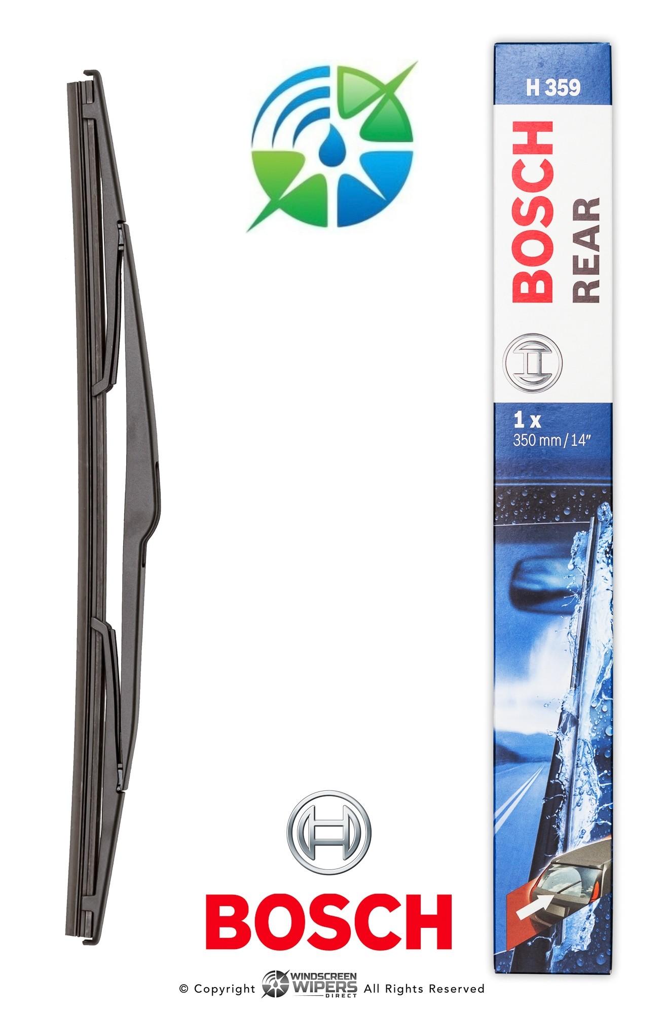 """H359 Bosch Rear Wiper 14"""" 350mm"""