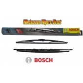 "291S Bosch Twin Pack 24""600mm with spoiler/18""450mm"