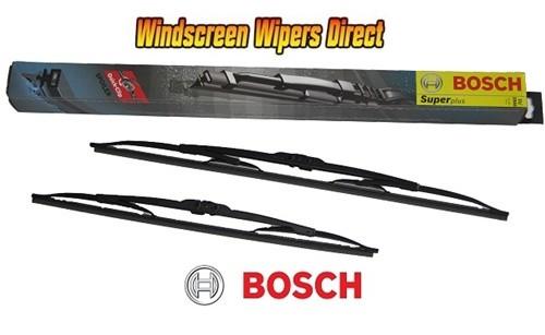 "SP28/18 Bosch Wiper Blade Twin Pack 28""700mm/18"" 450mm"