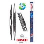 "582S Bosch Wiper Blade Twin Pack 22""(550mm)21""(530mm)"