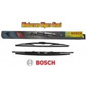 """SP22/19S Bosch Super Plus Front Twin Pack 22""""550mm with spoiler,19""""475mm"""
