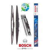 """SP26/26S Bosch Front Twin Pack 26""""650mm x 2 Drivers Side With Spoiler"""