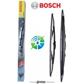 "SP24/18S Bosch Super Plus Front Twin Pack 24"" 600mm with spoiler 18"" 450mm"
