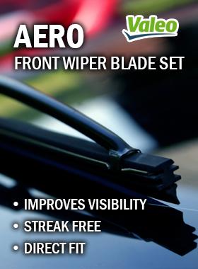 Aero Front Wiper Blade Set